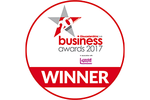 [ 2017 ] WINNERS -The Gloucestershire Business Award - Gloucestershire – Corporate & Social Responsibility