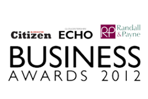 [ 2012 ] Finalists -The Gloucestershire Business Award -Gloucestershire Ambassador of the Year